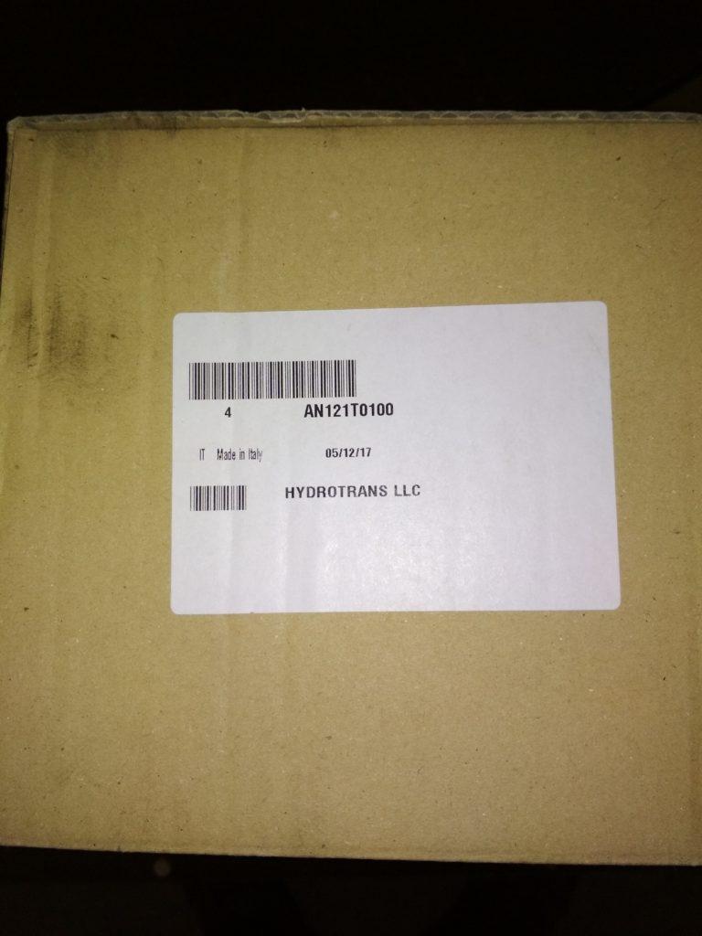 АN 121T0100 CARRARO Воздушный фильтр (3)