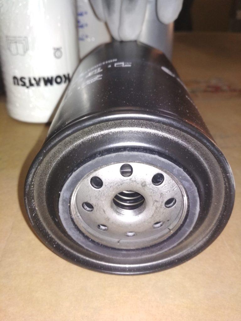 AN121TO101 CARRARO Масляный фильтр (3)