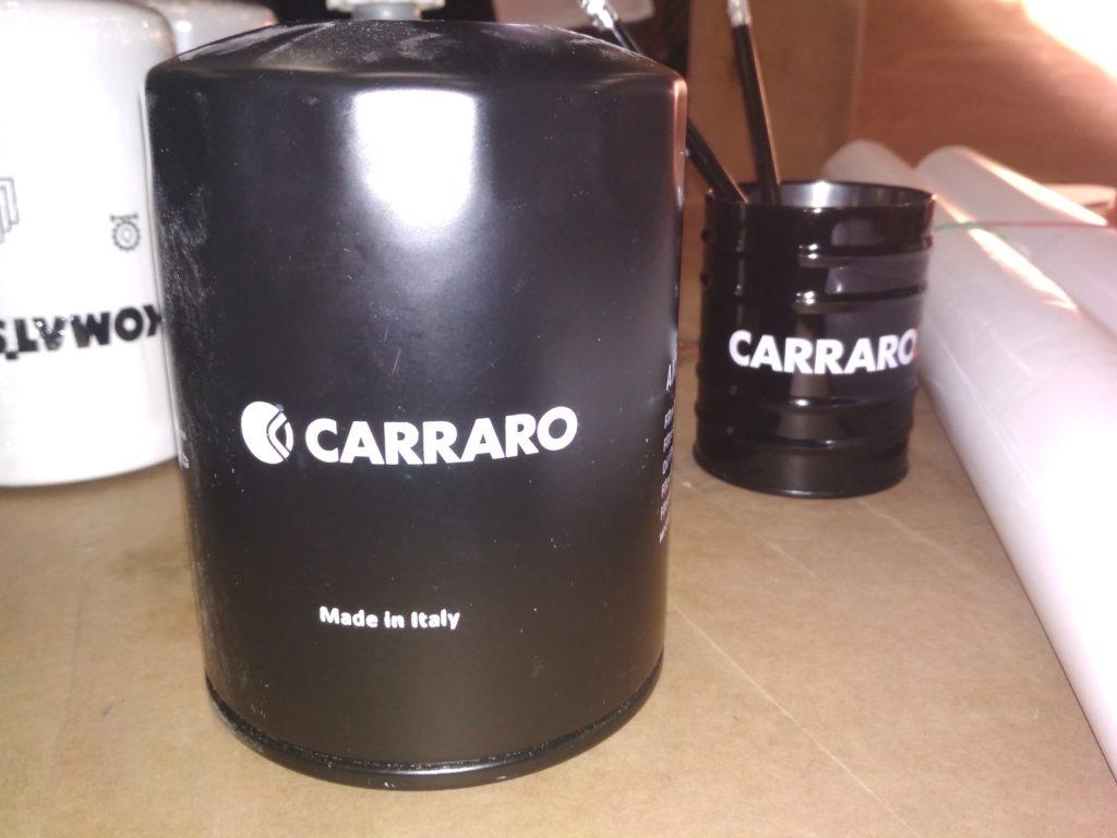 AN121TO104 CARRARO масляный фильтр