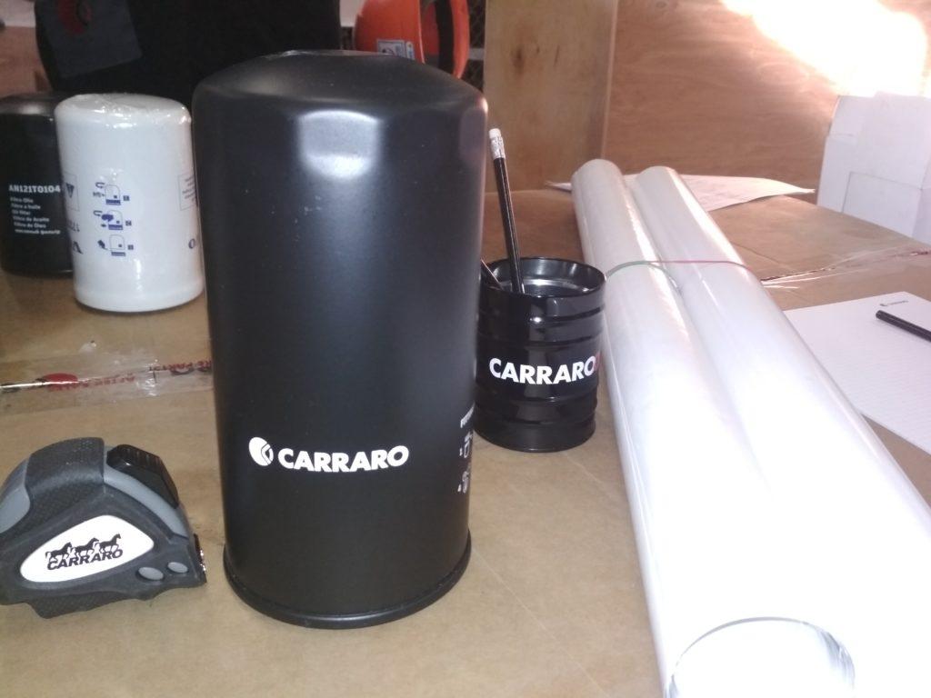 AN121TO105 CARRARO Масляный фильтр