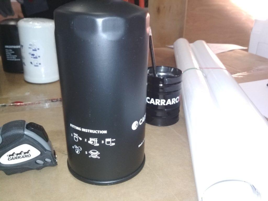 AN121TO105 CARRARO Масляный фильтр (2)