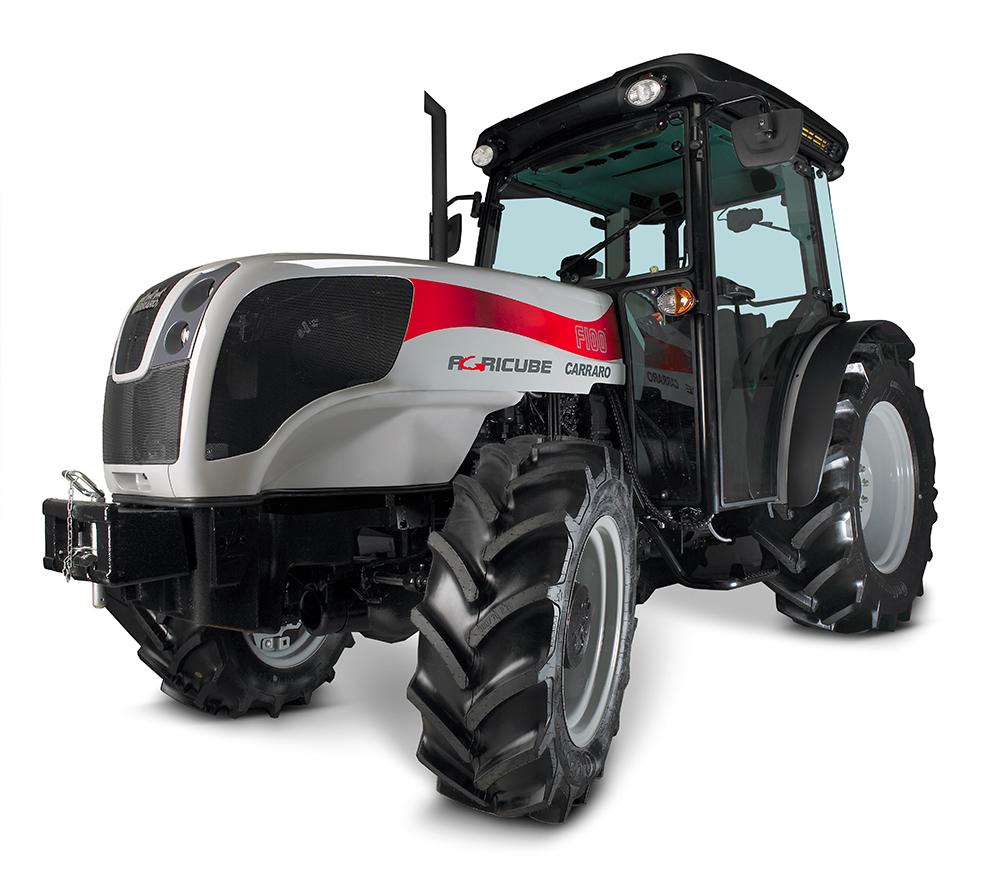 Запчасти для трактора CARRARO Agricube